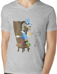 My Little Pony - MLP - Discord - Like a Sir Mens V-Neck T-Shirt