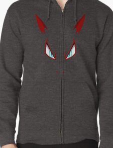 Pokemon - Zoroark Face Zipped Hoodie
