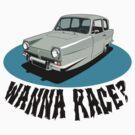 Wanna Race? by Steve Harvey