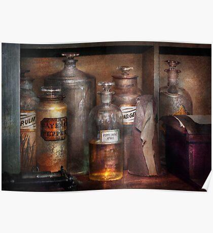 Pharmacy - That's the Spirit Poster