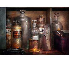 Pharmacy - That's the Spirit Photographic Print