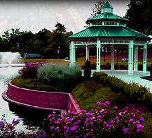 Beautiful Park by Picture-It