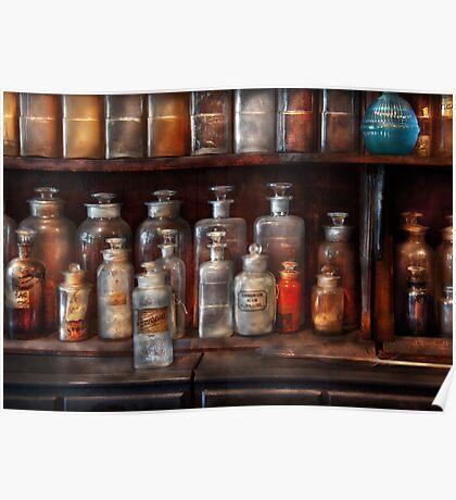 Pharmacy - The Chemistry Set Poster