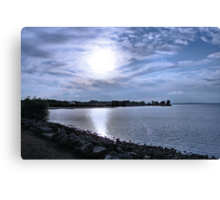 Soft and Subdued Canvas Print