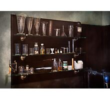 Chemist - The Scientist  Photographic Print