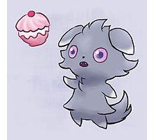 Pokemon - Espurr Poffin Photographic Print