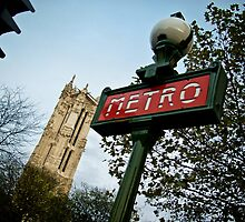 Metro by David Preston