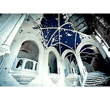 Boundless Blue ~ Chateau Noisy Photographic Print