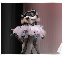 Dance Huddle Poster