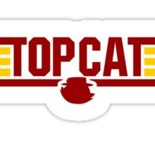 TOP CAT Sticker