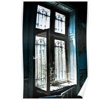 Shuttered ~ Chateau Noisy Poster