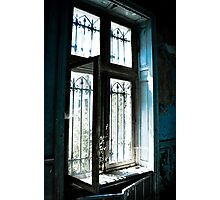 Shuttered ~ Chateau Noisy Photographic Print