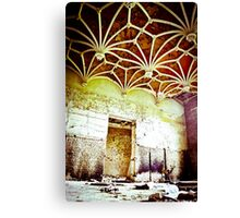 Under The Sweep of White Day ~ Chateau Noisy Canvas Print