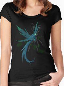 My Little Pony - MLP - Queen Chrysalis Breezie Women's Fitted Scoop T-Shirt