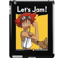 Jamming with Edward iPad Case/Skin