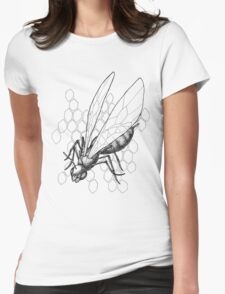 whisper Womens Fitted T-Shirt