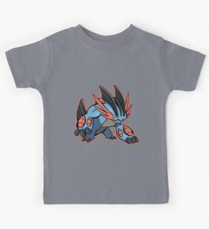 Pokemon - Mega Swampert Kids Tee