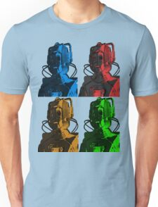 Old Skool Cybermen Unisex T-Shirt