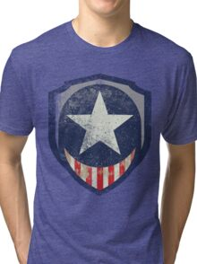 Captain Liberty Tri-blend T-Shirt