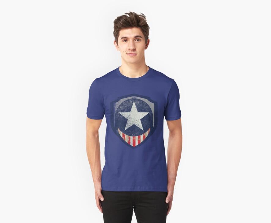 Captain Liberty by LibertyManiacs