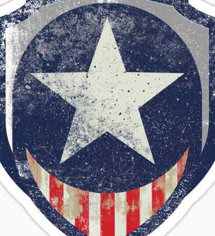 Captain Liberty Sticker
