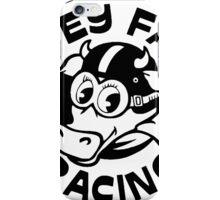 Poovey Farms Racing iPhone Case/Skin