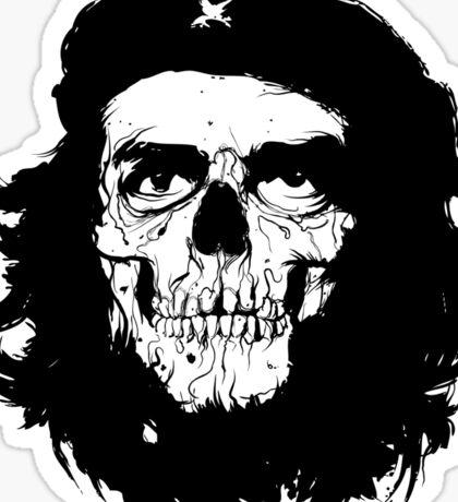 Che of the Dead Revolución de la Muerte Sticker