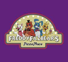 Five Nights at Freddy's - FNAF 2 - Freddy Fazbear's Logo  by Kaiserin