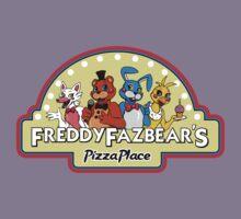 Five Nights at Freddy's - FNAF 2 - Freddy Fazbear's Logo  Kids Clothes