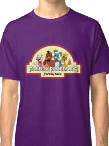 Five Nights at Freddy's - FNAF 2 - Freddy Fazbear's Logo  Classic T-Shirt