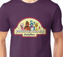 Five Nights at Freddy's - FNAF 2 - Freddy Fazbear's Logo  Unisex T-Shirt