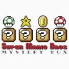 Mystery Box by Adam Angold