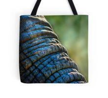 The Elephant's Wrinkles Tote Bag