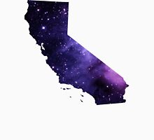 Purple California Nebula Unisex T-Shirt