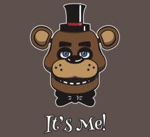 Five Nights at Freddy's Freddy Fazbear - It's Me! One Piece - Short Sleeve