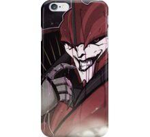 Creepy Knockout iPhone Case/Skin