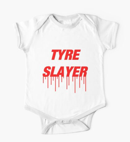 Tyre Slayer One Piece - Short Sleeve