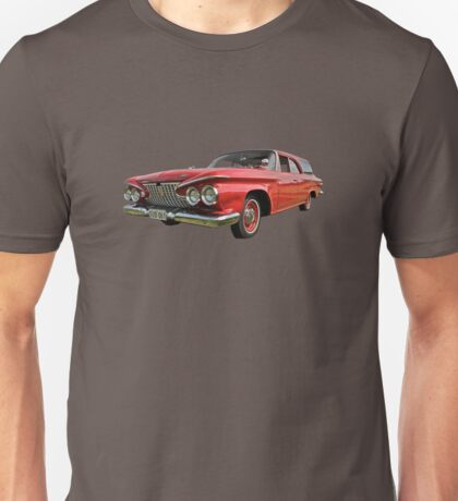 Plymouth Deluxe Suburban Wagon Unisex T-Shirt