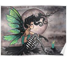 """Secret Place"" Fairy Art by Molly Harrison  Poster"