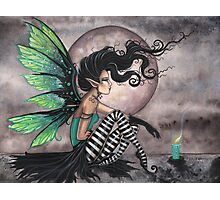 """Secret Place"" Fairy Art by Molly Harrison  Photographic Print"