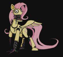 My Little Pony - MLP - FNAF -  Fluttershy Animatronic by Kaiserin
