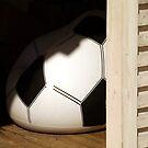 Football sofa by Bluesrose
