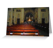 St. Mark the Evangelist  Greeting Card