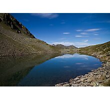 Refreshing Lake Photographic Print