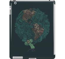 Pince Atlas iPad Case/Skin