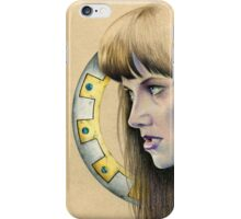 Xena! iPhone Case/Skin