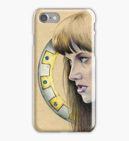 Xena! iPhone Case/Skin