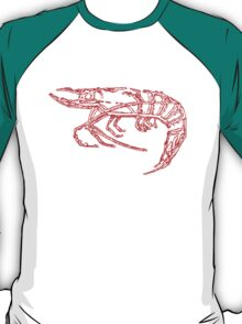 Red shrimp T-Shirt