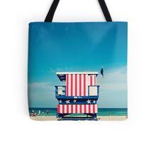 Baywatcher Tote Bag