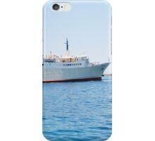 Proteus ferry, Alonissos iPhone Case/Skin